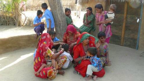 别被洗脑,真实的印度农村生活,与你所想的截然不同!