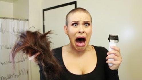 剃光头真可以改变发质?到底有没有作用?原来很多人都想错了!