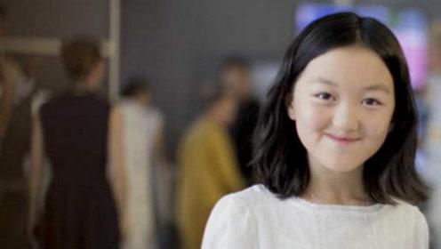 13岁李嫣近照曝光,嘴巴手术成功后更自信,网友:比王菲还美!