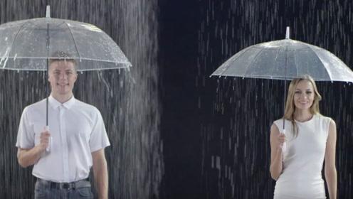 去约一场雨,卡萨帝瀑布洗热水器制造了一场人工降雨!
