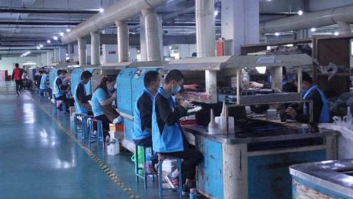 """东莞制造业时代已结束?曾经""""中国最大鞋厂"""",如今仅1.2万人"""