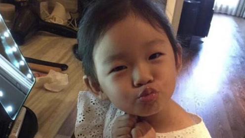 汪小菲几天不见女儿太思念:明早起来好好亲亲你
