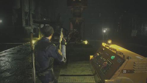 生化危机2重制版 专家难度Boss战 G (Stage 2)
