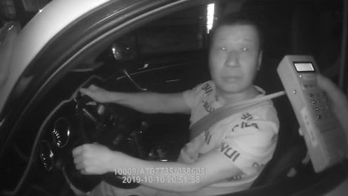 代驾还敢喝酒?酒驾被查称以为酒精挥发完了 车上乘客直呼不负责任