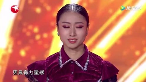 蔡国庆对选手说对不起,比赛前一晚叫选手要改舞蹈动作