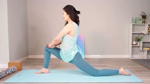 15分钟排毒瑜伽