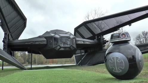 老外实现人类的梦想,打造出宇宙飞船!专家看完都自叹不如