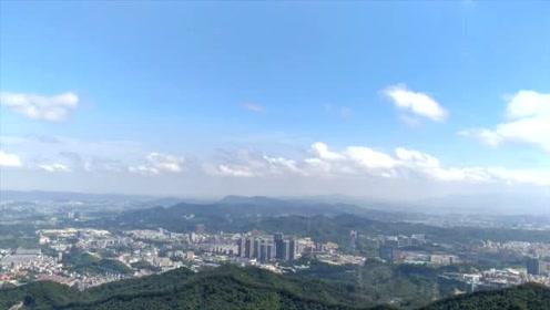 深圳羊台山风景旅游景区:风清云淡,秋高气爽.(下篇)