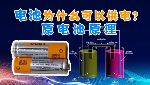 好奇!电池为什么可以供电?解读2019诺贝尔化学奖(1)