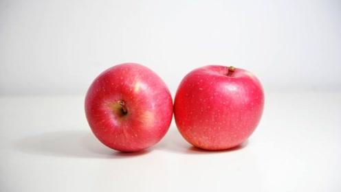 每天吃一个苹果,除了美白养颜还有这3个改善