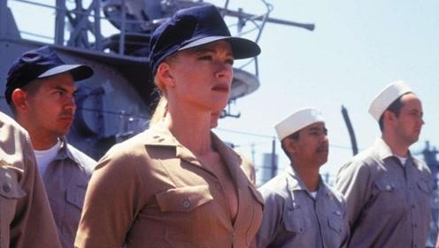 为什么美国航母上要带500名女兵?美舰长:少一个女兵都不出港