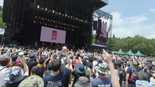 大牌云集的摇滚音乐节Fuji Rock Festival 我们来啦!
