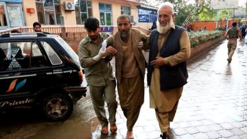阿富汗东部一清真寺发生爆炸 至少31人死亡