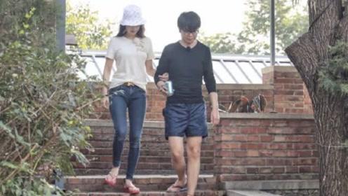 郎朗和老婆公开秀恩爱 吉娜大长腿蚂蚁腰身材颜值都在线