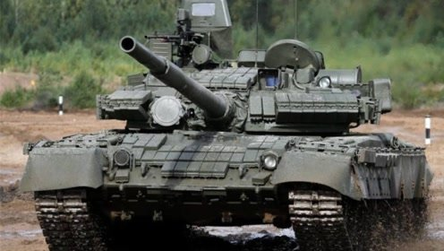 T72坦克实际性能