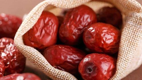 红枣真的能补血吗?别再干吃红枣了,牢记2种水果,铁元素含量高