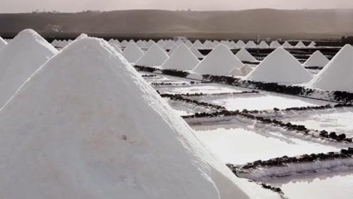 盐是怎么制成的?看到盐的形成过程你觉得怎么样呢