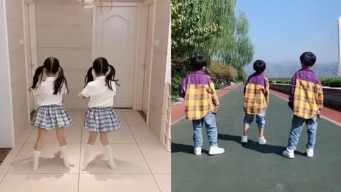小哥哥vs小姐姐们齐舞,你更喜欢哪一边的?