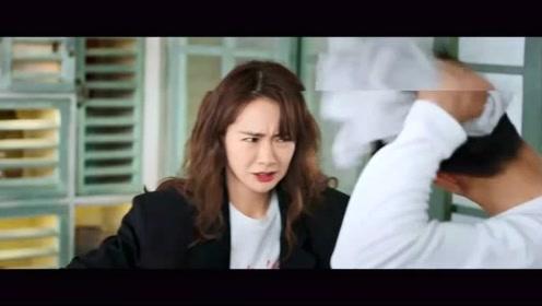 《没有秘密的你》戚薇太机智了!警察要找江夏麻烦,她竟然用这招对付