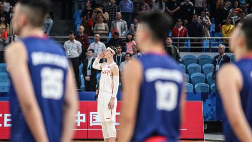 王哲林27分!军运会中国男篮赢美国