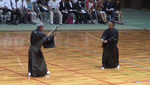 日本顶级忍者间的对决,不要眨眼,带你见识高手是怎样过招的!