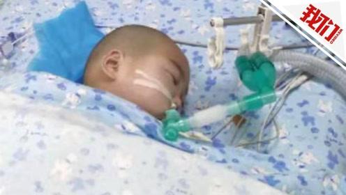 官方否认要求投毒案受害幼儿拔管 孩子母亲:想要回能喊妈妈的孩子