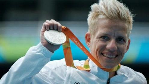 饱受病痛折磨,40岁残奥冠军安乐死逝世,曾接受采访时昏厥