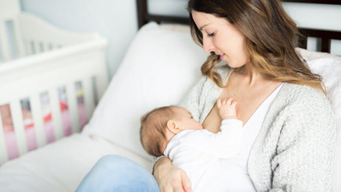 新手妈妈哺乳期奶水分泌越来越少,原来是做了这几件事情