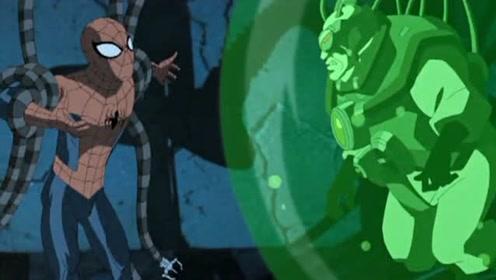 就是蜘蛛侠:蜘蛛侠章鱼一个话痨,连博士图片都受不了他,气的想干他卡通奔跑的蜗牛终极图片