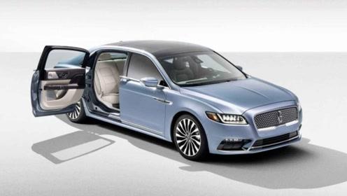 林肯大陆特别版比奥迪A6L还豪华,配3.0T+V6,比宝马5系厚道!