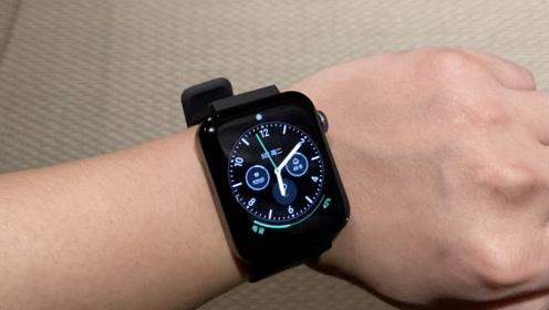 小米手表佩戴体验分享:MIUI for Wtach才是最大的亮点