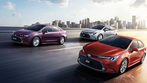 丰田雷凌售价真实在!起售仅11.58万,不到3个月卖出6万多台