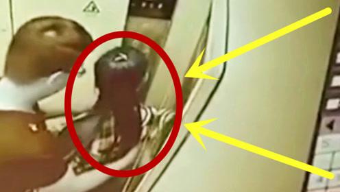妙龄少妇凌晨回家,电梯内竟叫声不止 ,监控流出丈夫暴怒!