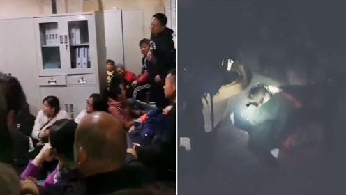 黄山索道故障致200余人深夜被困 游客:耗了12小时终于下来