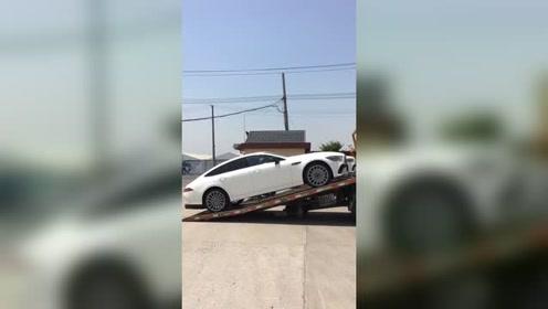 挑战保时捷帕拉梅拉的车,奔驰AMG GT四门轿跑!