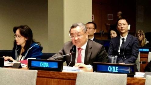 外交部军控司:中国对权力游戏不感兴趣!不想和任何国家争霸权