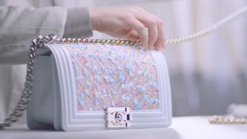 香奈儿的包凭什么卖那么贵?看完制作过程,网友:物有所值!