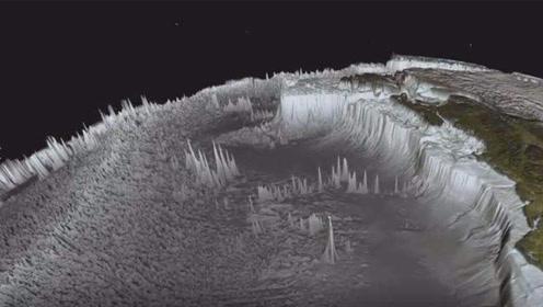 如果把海水都抽干,地球会变成什么样子?