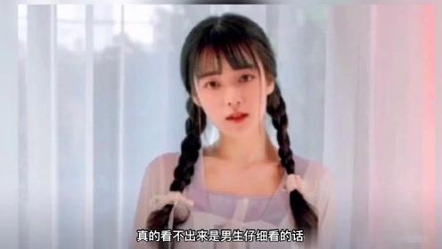 男星扮女生:蔡徐坤萝莉,肖战清纯,李现辣眼,看到王一博恋爱了