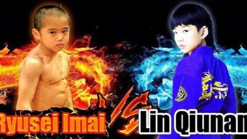 世界上最能打的2个小孩:中国日本各一个,双方PK后谁更强大?