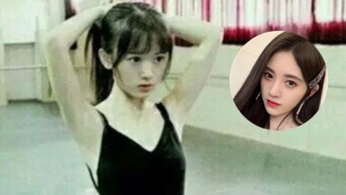 鞠婧祎14岁童年照遭疯传,看到照片后,网友:整没整容一目了然
