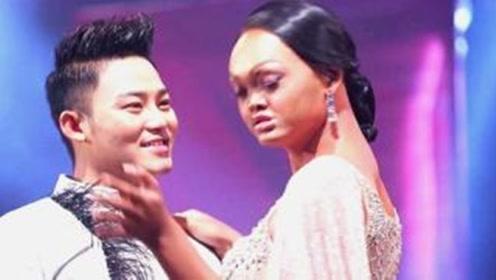 泰国少女长相清奇,被大牌看中成为超模,卸完妆简直丑哭?