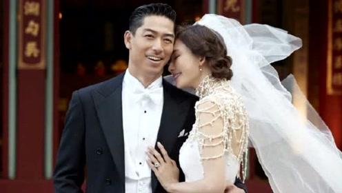 林志玲晒照鸽子蛋抢镜,一句话解释为何婚礼定在今天