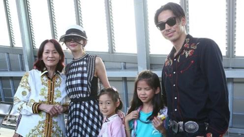 林志玲回应婚后定居日本 表示一切由AKIRA安排
