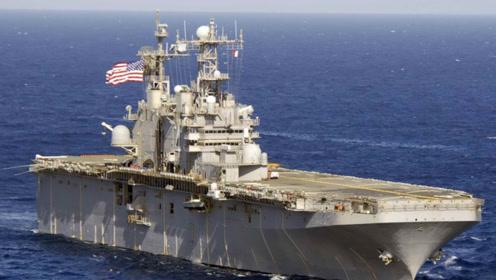 """美国除了核动力航母外,其实还在默默建造服役着这些""""航母"""""""