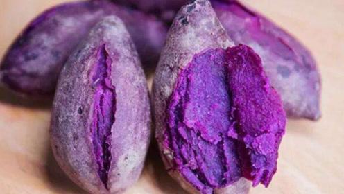 孕期准妈妈适量吃点紫薯,身体会悄悄发生这4个好处