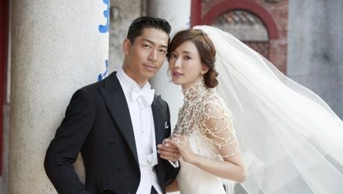 林志玲与AKIRA在宗祠拍婚纱照 两人对望甜度爆表