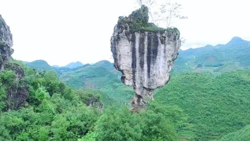 世上最神秘的一座山,隐藏着一个遗失的世界,让人惊叹不已