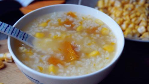 冬季多给孩子喝这碗粥,促进肠胃消化,孩子身体棒,补脑又长个
