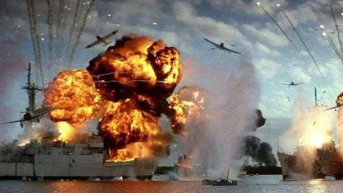 """日为获资源袭击美海军基地,美派轰炸机报复,却遭其国民""""欢迎"""""""